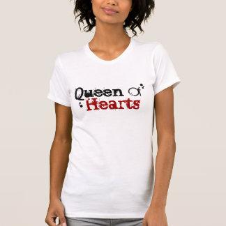 T-shirt La Reine des coeurs