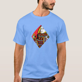 T-shirt La reine des diamants