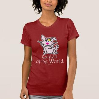 T-shirt La Reine du monde