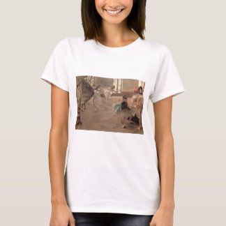 T-shirt La répétition par Edgar Degas, art vintage de