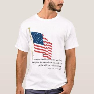 T-shirt La République américaine supportera jusqu'à….