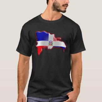 T-shirt La République Dominicaine