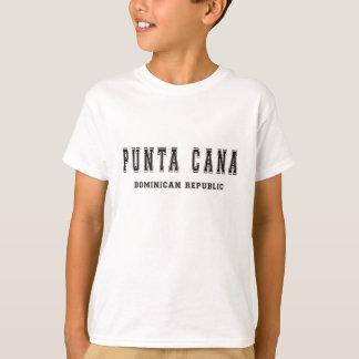 T-shirt La République Dominicaine de Punta Cana