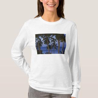 T-shirt La République Dominicaine, péninsule de Samana,
