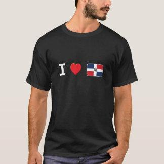 T-shirt La République Dominicaine W micro