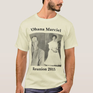 T-shirt La Réunion 2015 de Marciel : ʻOhana de Jr.