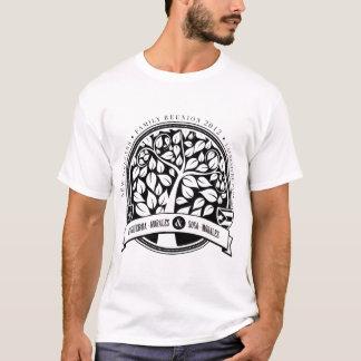 T-shirt La Réunion de famille 2012 - la Nouvelle-Orléans