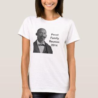 T-shirt La Réunion de famille de Pecot