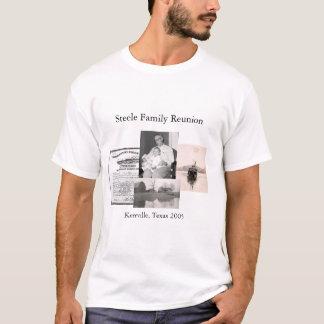 T-shirt La Réunion de famille de Steele