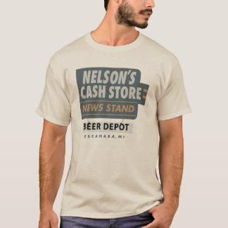 T-shirt La Réunion de famille - magasin d'argent liquide