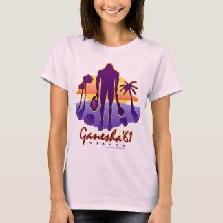 T-shirt La Réunion de Ganesha cinquantième