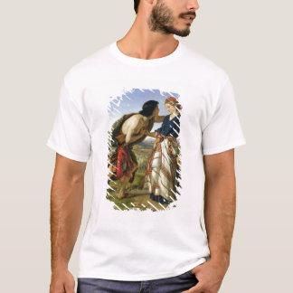 T-shirt La réunion de Jacob et de Rachel, 1853