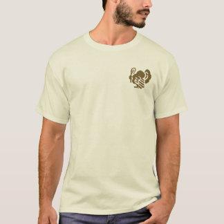 T-shirt La Réunion de thanksgiving