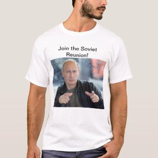 T-shirt La Réunion soviétique