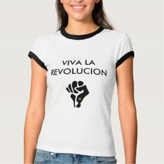 T-SHIRT LA REVOLUCION DE VIVATS