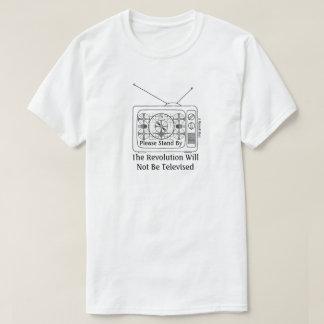 T-shirt La révolution…  - Une chemise de MisterP