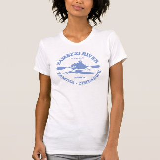 T-shirt La rivière Zambesi