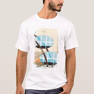T-shirt La roue de millénaire