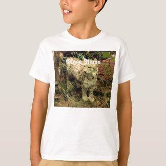 T-shirt La Roumanie Lynx