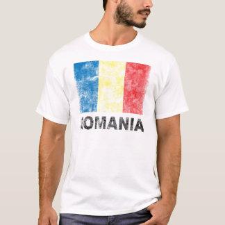 T-shirt La Roumanie vintage