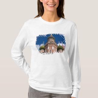 T-shirt La Russie, Moscou, carré rouge. St Basil 2