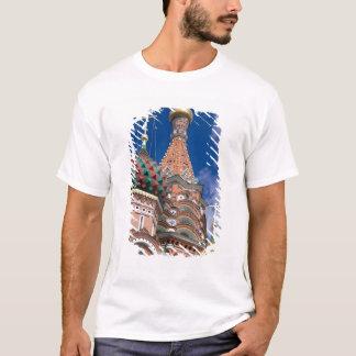 T-shirt La Russie, Moscou, carré rouge. St Basil 5