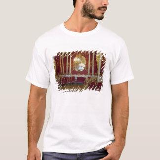 T-shirt La Russie, St Petersburg, l'ermitage (aka