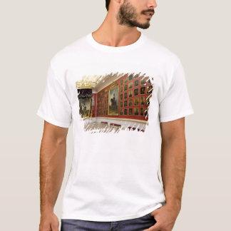 T-shirt La Russie, St Petersburg, l'ermitage (aka 5