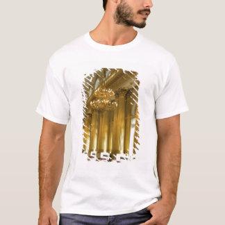 T-shirt La Russie, St Petersburg, palais d'hiver,
