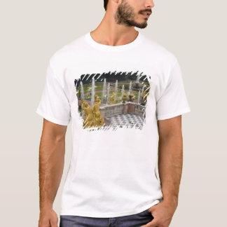 T-shirt La Russie, St Petersburg, Peterhoff (aka
