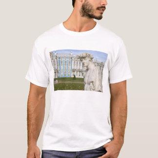 T-shirt La Russie, St Petersburg, Pushkin, Catherine 3
