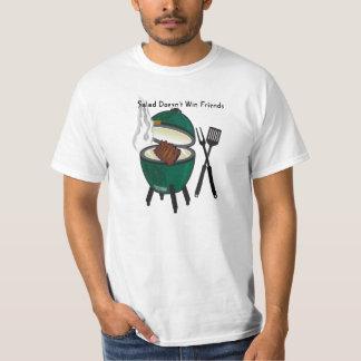 T-shirt La salade ne gagne pas des amis, le grand oeuf