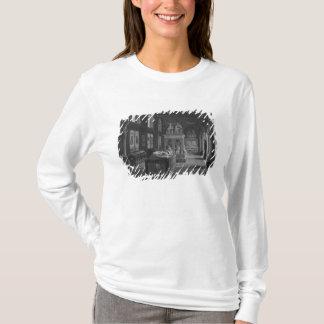 T-shirt La salle du 15ème siècle, monuments de DES de