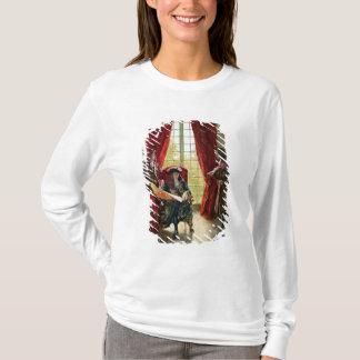 T-shirt La Salle pétitionne le roi pour l'autorisation à