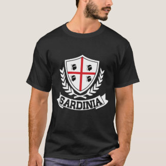 T-shirt La Sardaigne Italie