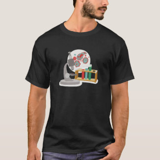 T-shirt La Science de biologie