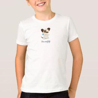T-shirt La Science de _de la vie de Woof