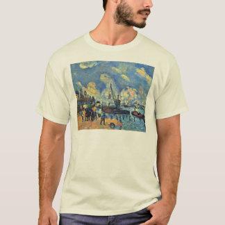 T-shirt La Seine aux peintures de Bercy après Armand
