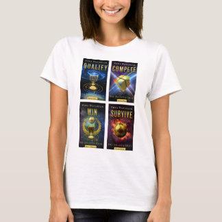 T-shirt La série de Graal de l'Atlantide - 4-Cover -