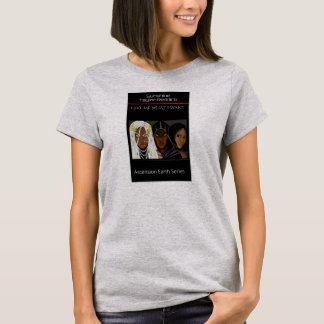 T-shirt La série de la terre d'ascension