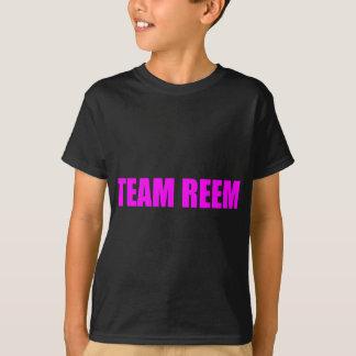 T-shirt La seule manière est équipe Reem TOWIE Joey