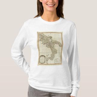 T-shirt La Sicile, royaume de Naples