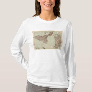 T-shirt La Sicile, Sardaigne