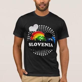 T-shirt La Slovénie fruitée mignonne