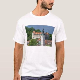 T-shirt La SLOVÉNIE, GORENJSKA, Skofja Loka : Église de St