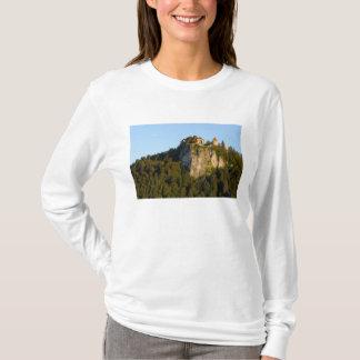T-shirt La Slovénie, saignée, lac saigné, château saigné