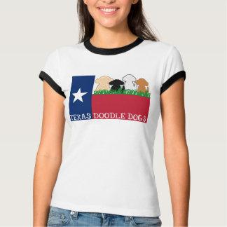 T-shirt La sonnerie de la femme de TDD
