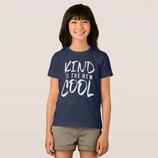 T-shirt La sorte est la nouvelle chemise fraîche