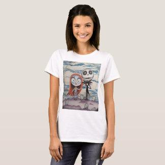 T-shirt La sortie aime Jack : la pièce en t de base des