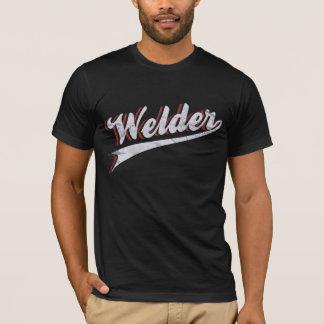T-shirt La soudeuse